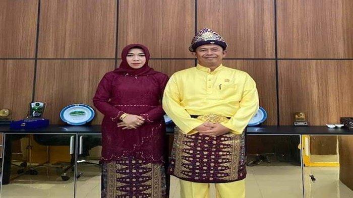 Almarhumah Diana Ruffini Istri Ketua DPRD Lubuklinggau Semasa Hidup: Insya Allah Husnul Khotimah