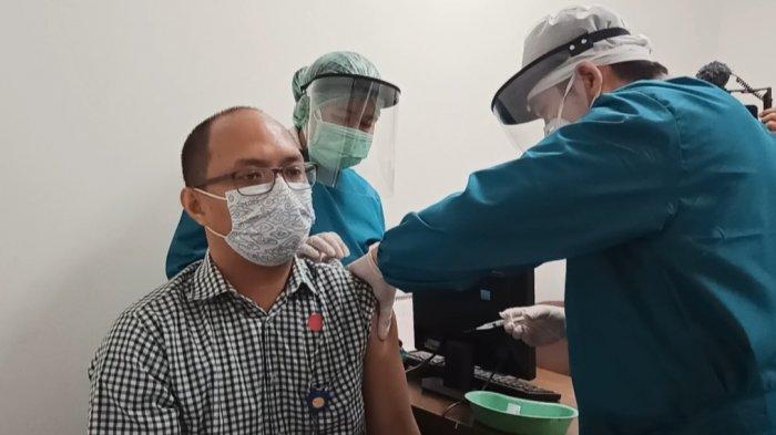 RS Siloam Sriwijaya Sediakan 20 Vaksin per Hari, Tergetkan Selesai Sebelum 31 Januari