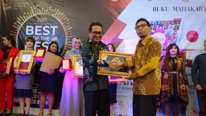 RSUD Sekayu Raih Best of The Best Award, Kategori Rumah Sakit Terbaik dalam Pelayanan
