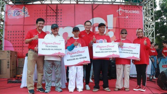 Telkomsel Fun Carnival Belitung 2019, Bertabur Hadiah Untuk Masyarakat Belitung