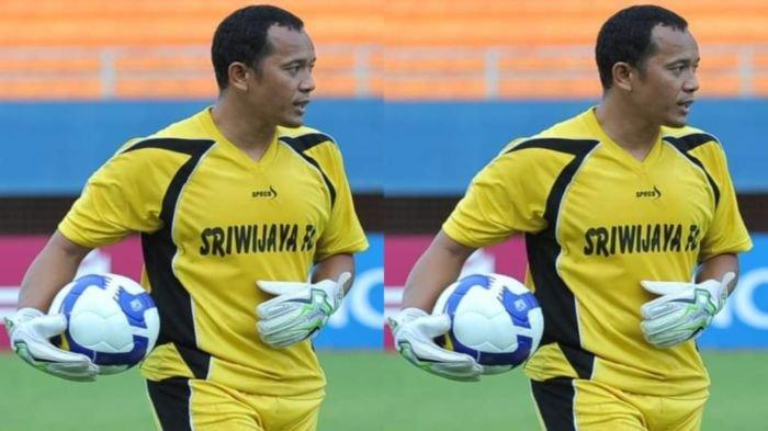Mantan Pelatih Kiper Sriwijaya FC IniTernyata Pernah Patah Tulang Fibula Dikeroyok di Stadion