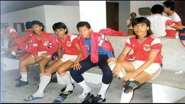 Perjuangan Eks Pelatih Kiper Sriwijaya FC, Dari PS Pusri Galatama, Hingga Timnas: Kini Dirtek PT SOM
