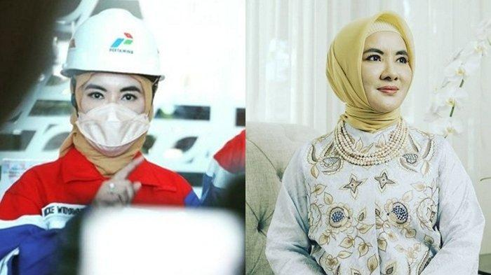 Mengenal Nicke Widyawati, Punya Jabatan Mentereng di PT Pertamina, Presatasinya Diakui Dunia