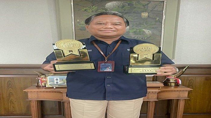 PUSRI Raih Dua Kategori Penghargaan dari Top GRC Award 2021