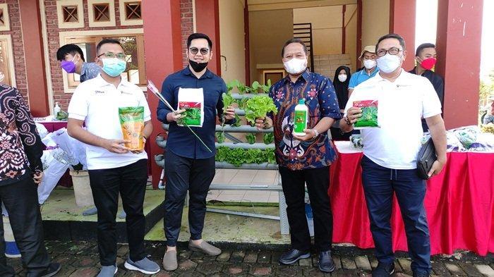Minions PUSRI Goes To Cianjur: Uji Coba Platform Digital MyPusri