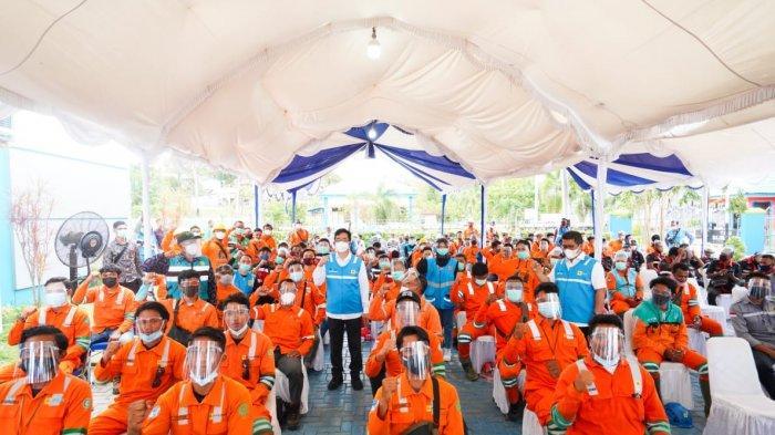 Berhasil Pulihkan Listrik NTT Kurun Waktu 13 Hari, Dirut PLN : Terima Kasih Relawan