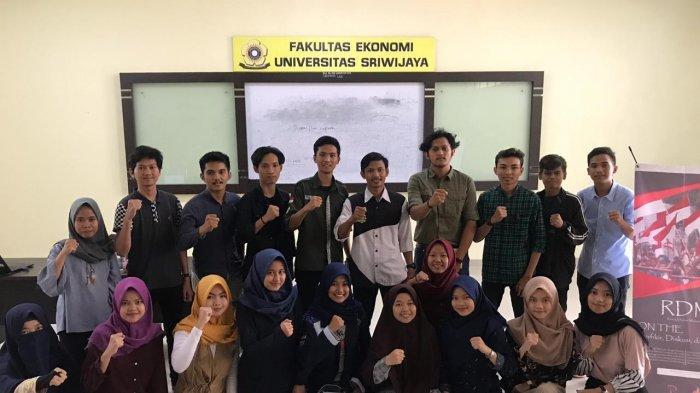 Diskusi Membawa Kebermanfaatan, Diskusi Terbuka BEM Fakultas Ekonomi Unsri