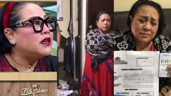 Ditahan Polisi Karena Narkoba Nasib Nunung di Acara Ini Talkshow Terancam, Pihak NET TV Ikuti Polisi