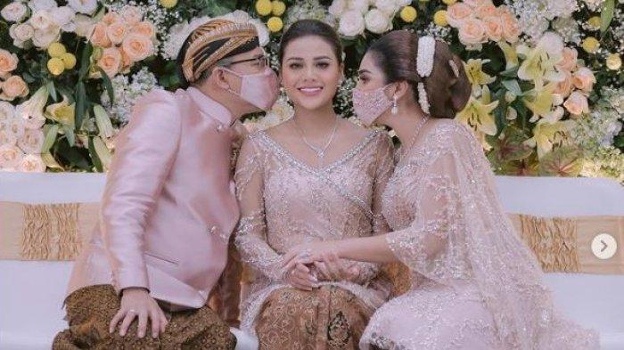 Anang, Aurel dan Ashanty