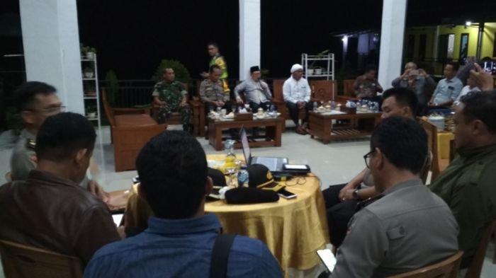 Kapolres Musi Rawas Utara (Muratara) Dambakan Muratara Semakin Aman dan Kondusif di Tahun 2020