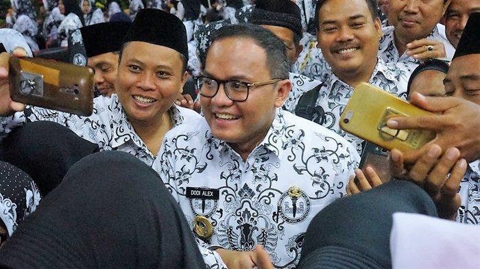 Dodi Reza Alex  Gelontorkan Rp 49,85 M TPP Bagi 3.693 Guru di Musi Banyuasin