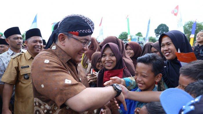Dodi Reza Bakal Bikin Taman Rekreasi Hijau di Setiap Kecamatan