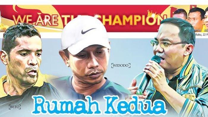 Jika Kalahkan Arema, Presiden Sriwijaya FC Siapkan Bonus Spesial