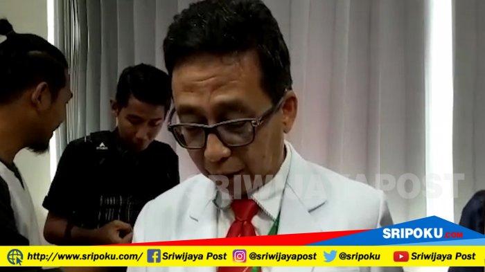 28 Dokter Tangani Pemeriksaan 39 Paslon Pilkada di Sumatera Selatan