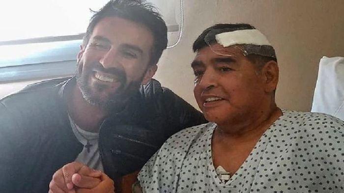 Percakapan Bocor ke Publik, Dokter Pribadi Sempat Hina Diego Maradona Sebelum Meninggal