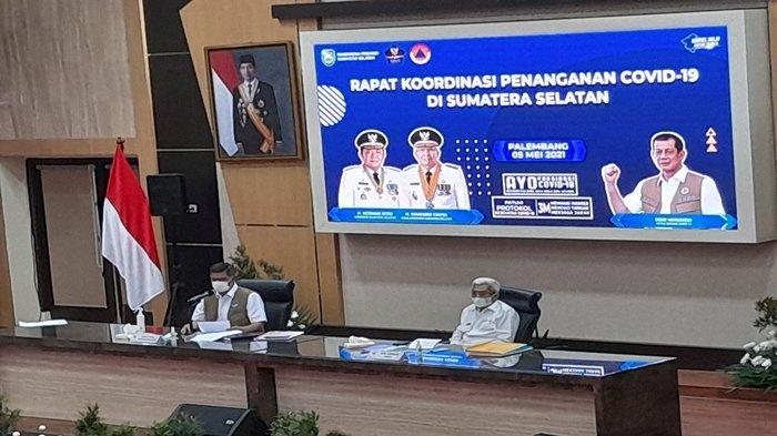 Ketua Satgas Covid-19 Minta Indonesia Belajar dari India, Pesan untuk Sumsel: Jangan Dianggap Enteng