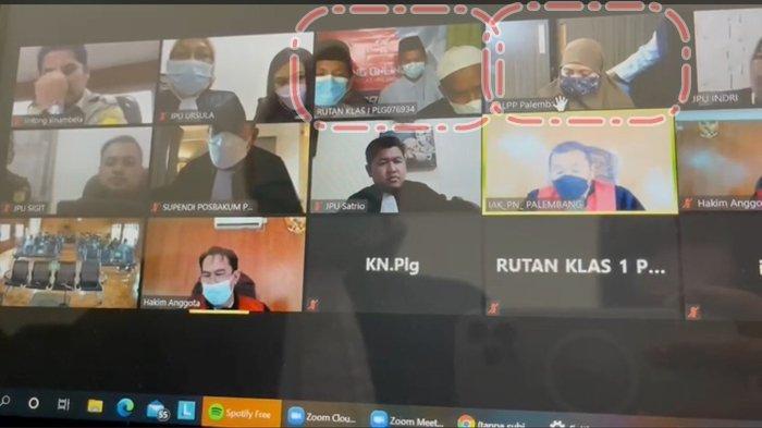 BREAKING NEWS: Doni Mantan Anggota DPRD Palembang Divonis Hukuman Mati Bersama Empat Rekannya