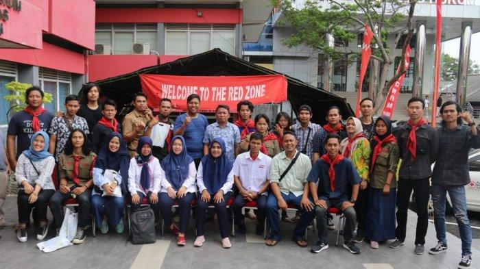 Setetes Darah Sangat Berarti, Mapala Gemapala Wigwam FH Unsri Ajak Mahasiswa Aksi Donor Darah