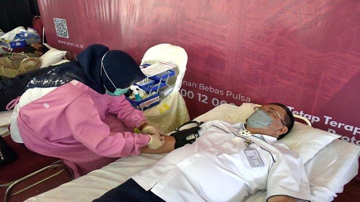 Terapkan Protokol Kesehatan, Pusri Laksanakan Bakti Sosial Donor Darah & Skrining Plasma Konvalesen - donor-darah-pusri.jpg