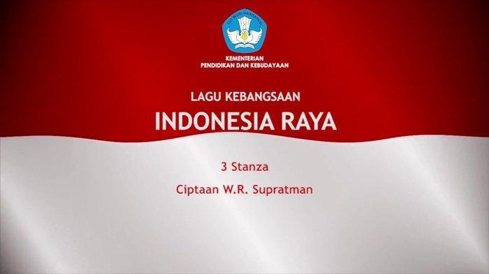 Download Lagu Mp3 Indonesia Raya 3 Stanza Lengkap Dengan Lirik Dan Video Berbagai Versi Aransemen Halaman All Sriwijaya Post