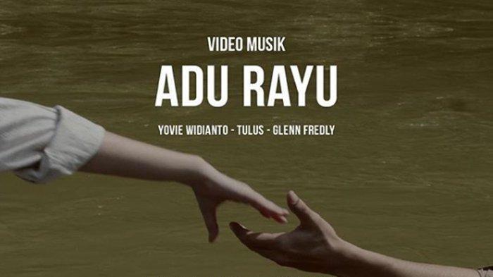 Download Lagu (MP3) Adu Rayu Yovie, Glenn dan Tulus Lengkap dengan Lirik dan Video Klip, Bikin Baper