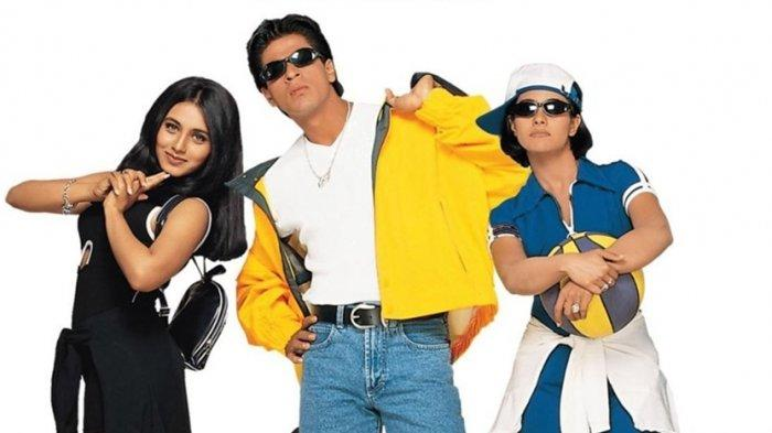 Download (Unduh) Full Album Lagu Soundtrack Film India Legendaris Kuch Kuch Hota Hai