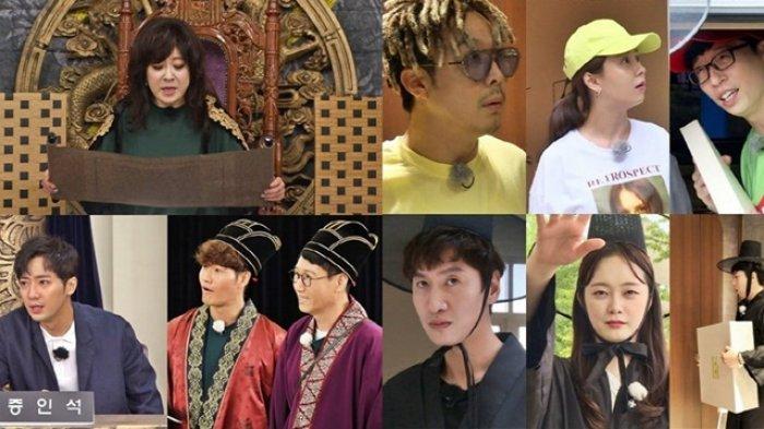 Download Reality Show Running Man Episode 415 Makin Seru Dengan Tema Along With The Gods Halaman 2 Sriwijaya Post