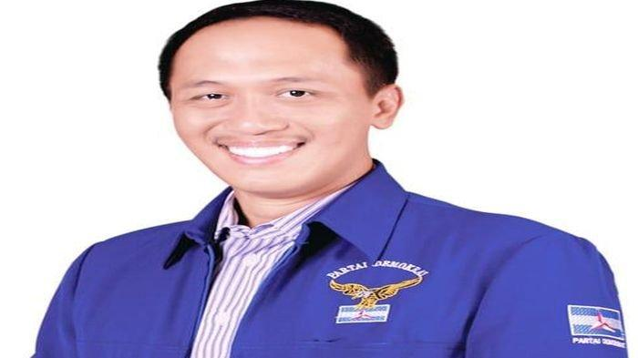 Lawan Siapapun yang Ganggu Partai Demokrat Pimpinan AHY di Muaraenim