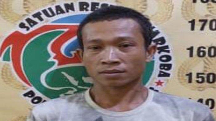 Awalnya Ditangkap Narkoba, Usai Diinterogasi Pria di Musi Rawas Ini Ternyata DPO Pembunuhan di Muba