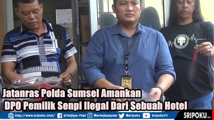 KASUS Penggunaan Senpi Marak di Palembang, Ini Tanggapan Kompol Suryadi Pimpinannya Katim Hergon
