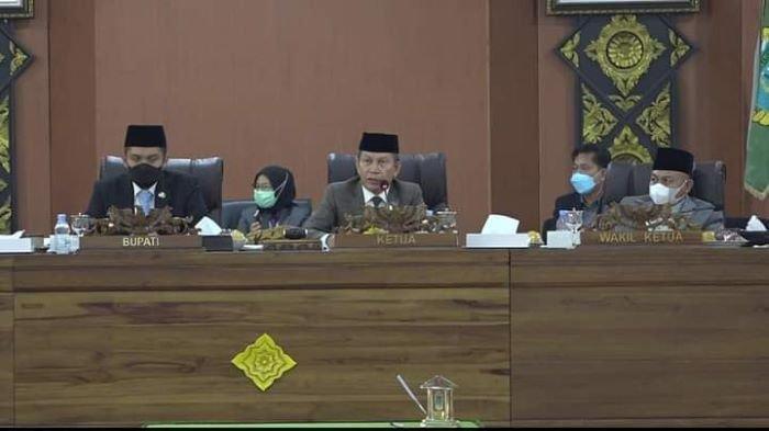 DPRD Ogan Ilir Setujui Empat Rancangan Peraturan Perundang-undangan dari Pemkab Ogan Ilir