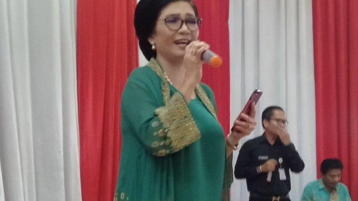 Jabat Ketua DPRD Provinsi Sumatera Selatan, Musi IV dan Musi VI Target Awal RA Anita Noeringhati