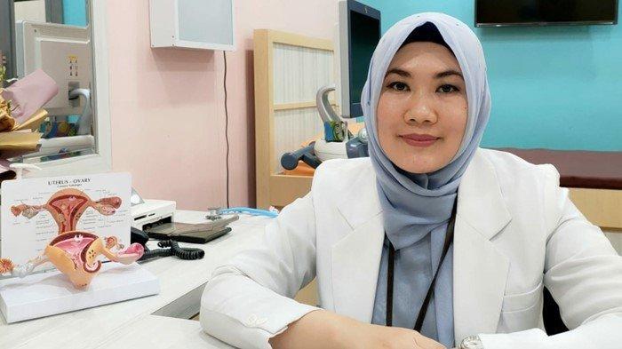 Modal Senter HP: Cerita Mencekam Dokter Cantik Saat Operasi, Ditengah Kebakaran RS di Muaraenim