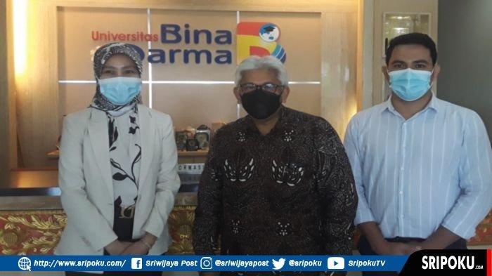 Susunan Pengurus Baru Yayasan UBD Palembang, Fery Corly Dipercaya Menjadi Pembina Yayasan
