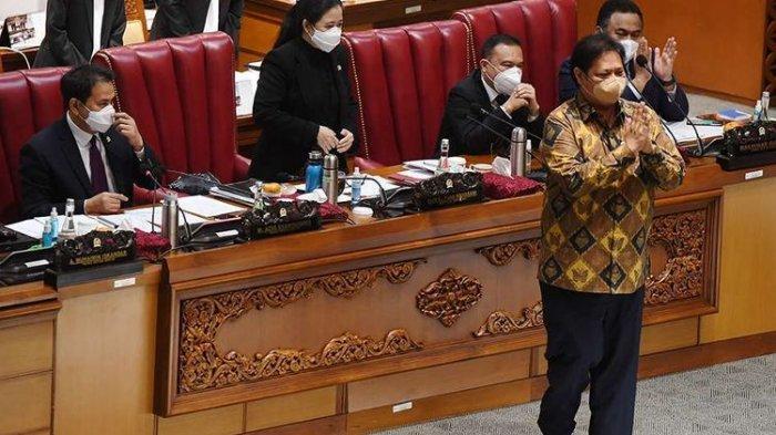 Menko Airlangga Hartarto: Pemerintah Optimis Pertumbuhan Ekonomi Menuju Tren Positif Tahun 2021