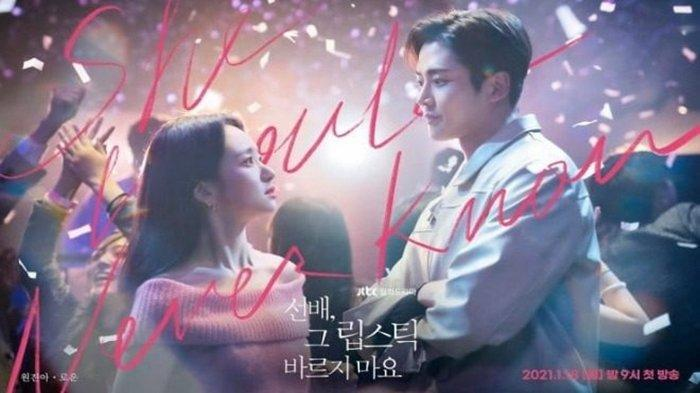 Sinopsis Drama Korea She Would Never Know, Tayang 18 ...