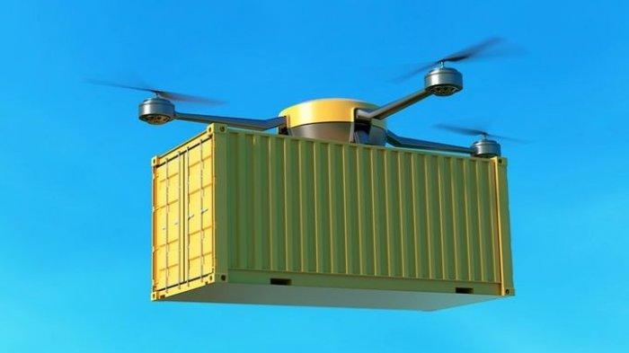 Lulusan IPB Ini Ciptakan Drone Khusus untuk Angkut Barang