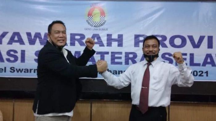 Yulian Gunhar Versus Aritonang Bersaing Demi Kemajuan Percasi dan Pembinaan Atlet Catur Sumsel