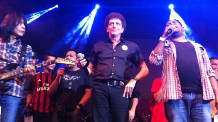 Tunggu Tanggal Mainnya, Grup Band Legendaris God Bless Akan Gelar Konser Virtual untuk Areng Widodo