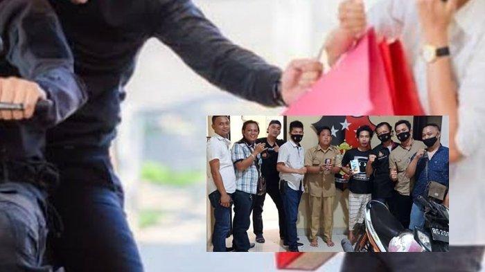 Oknum Honorer Terlibat Aksi Jambret di Baturaja, Kadispora OKU: akan Diberhentikan, Tak Bisa Dibina