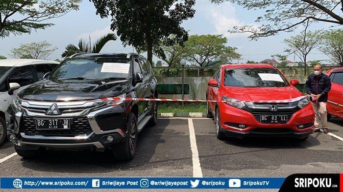 2 Mobil Mewah Milik Tersangka Korupsi Dana Masjid Sriwijaya Disita Tim Penyidik, Ini Penampakkannya!