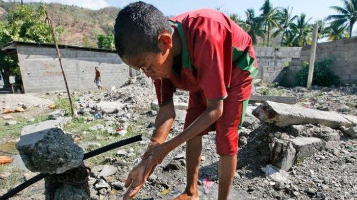 Memprihatinkan Setelah 20 Tahun Merdeka, Timor Leste Masuk Ekonominya Paling Parah