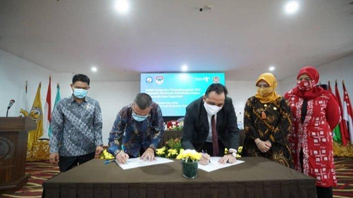 Dukung Destinasi Pariwisata Pagar Alam, Poltekpar Palembang MoU dengan Pemkot Pagar Alam