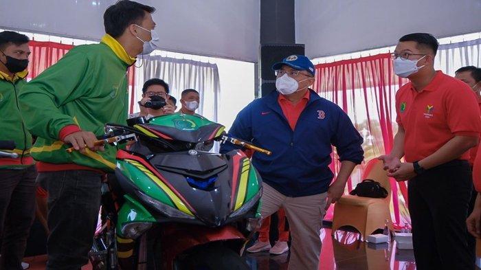 Jelang Porprov OKU Raya dan PON Papua, Pemkab Muba Bagi-bagi Uang untuk Atlet dan Ofisial