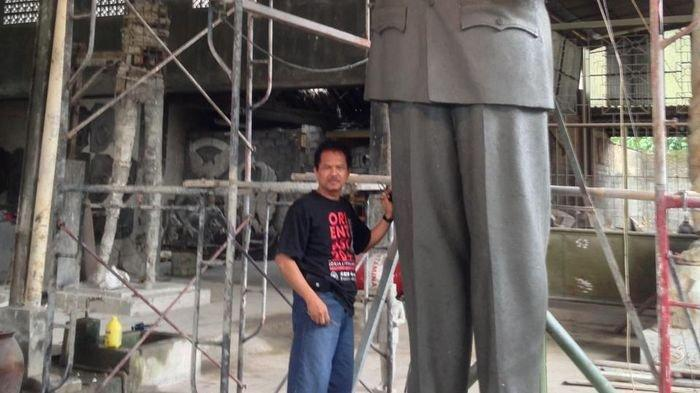Cerita Dunadi, Pembuat Patung Bung Karno (2-Habis): Dukanya, Saya Tidak akan Pernah Puas