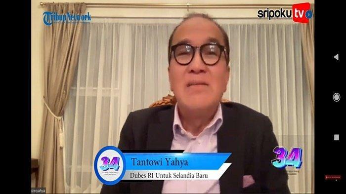 KISAH Tantowi Yahya yang Kini Jadi Dubes RI Selandia Baru, Masa Kecilnya Tinggal di 7 Ulu Palembang