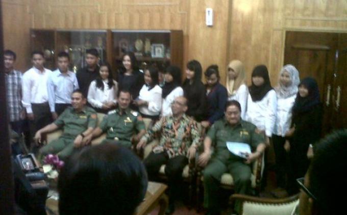 14 Pelajar Palembang Ikut Pertukaran Pelajar ke Malaysia.