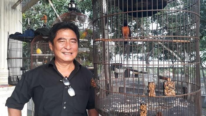 Cerita Eddy Yusuf Mantan Wagub Sumsel yang Menjual Burung Perkututnya Rp 750 Juta
