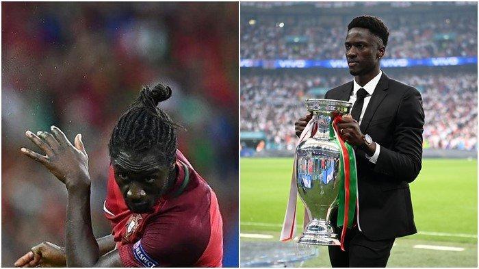 Tragisnya Nasib Eder, Pembawa Trofi Euro 2020: Pahlawan Portugal yang Kini Pengangguran: Dibuang