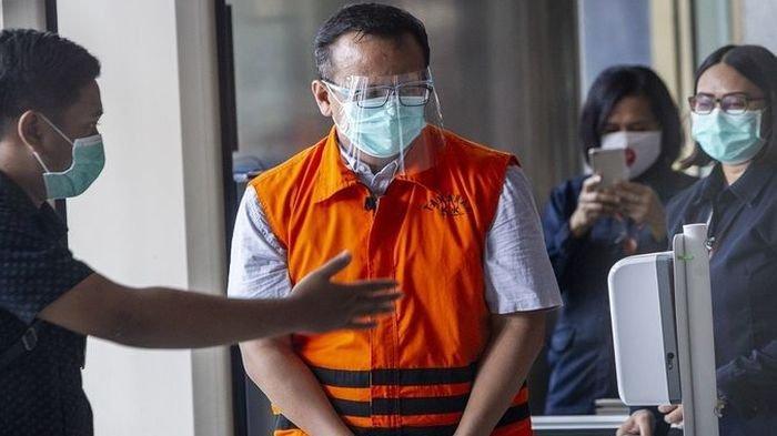 Begini Cara Pemilik PT Dua Putra Perkasa Suap Mantan Menteri KKP Edhy Prabowo, Satu Pintu